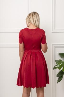 Kjole - Tina rød
