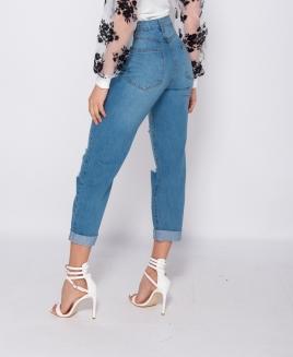 Jeans - Dina blå