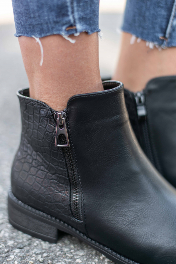 Boots - Mie svart
