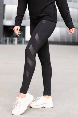 Hummel - HML SOMMER TIGHTS svart