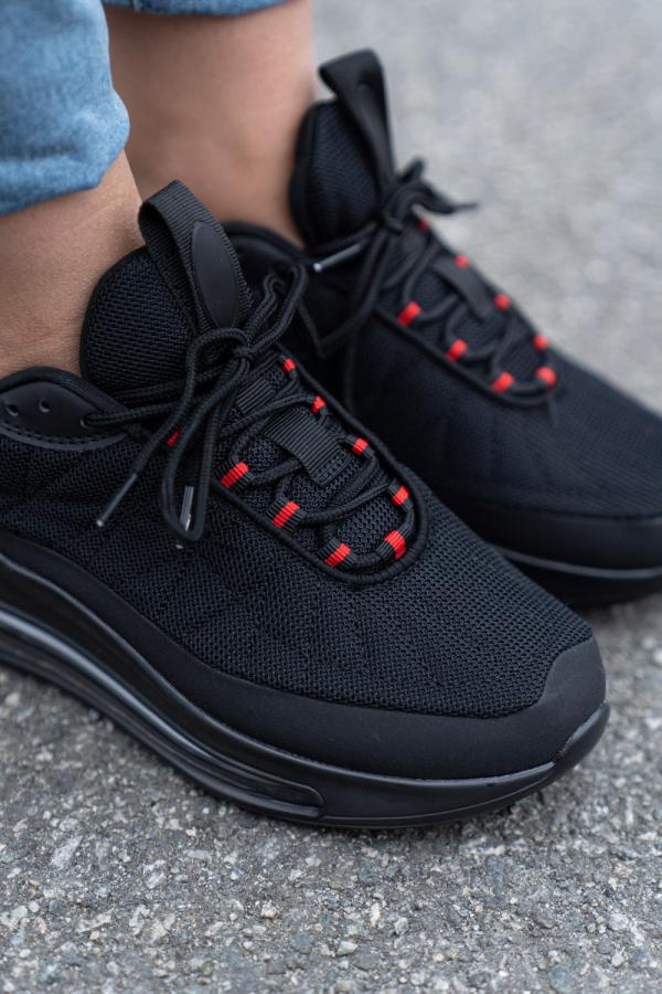 Sneakers - Maria svart