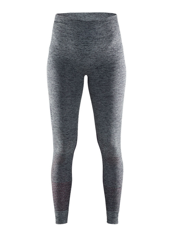 Craft - Core Seamless Tights W svart/grå
