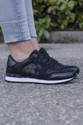 Sneakers - Ciella Svart