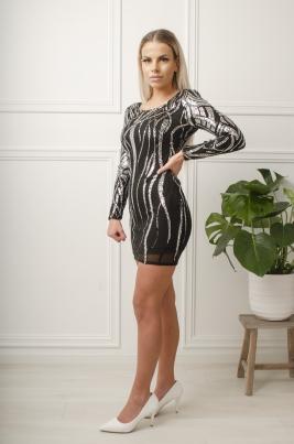 Kjole - Cassy svart