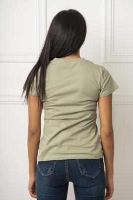 T-skjorte - Emilie grønn