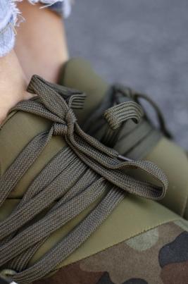Sneakers - Sofia grønn 2019