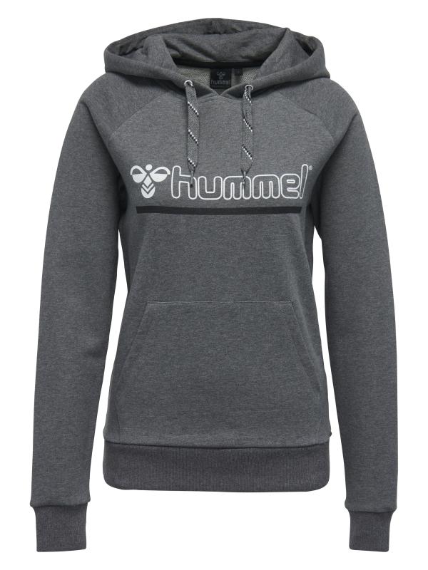 Hummel - HMLLEISURELY hettegenser mørkegrå