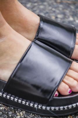 Sandaler - Cora svart