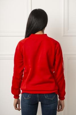 Genser - Erica rød