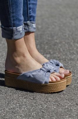 Sandaler - Emilia blå