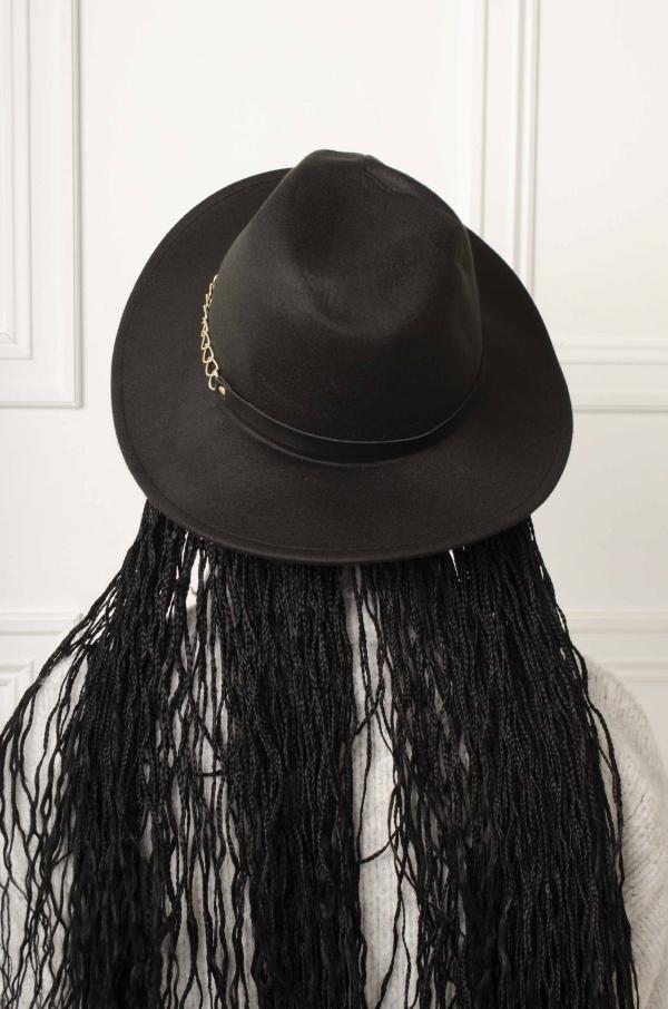 Hatt - Embla svart
