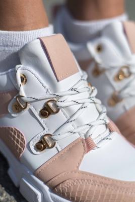 Sneakers - Monet rosa