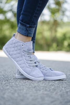 Sneakers - Gloria grå