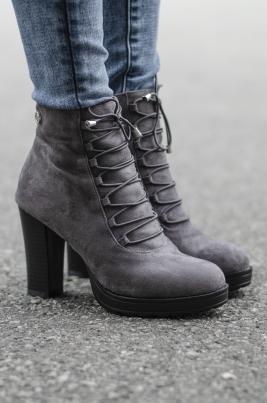 Boots - Susanna grå