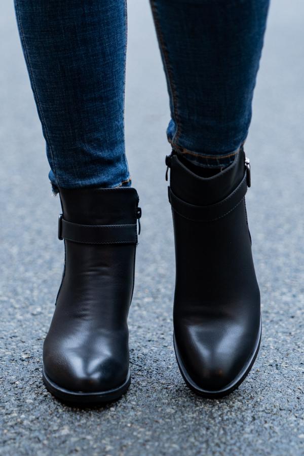 Boots - Ella svart