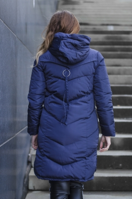 Jakke - North Exclusive Iselin Blå