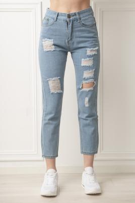 Jeans - Arielle blå