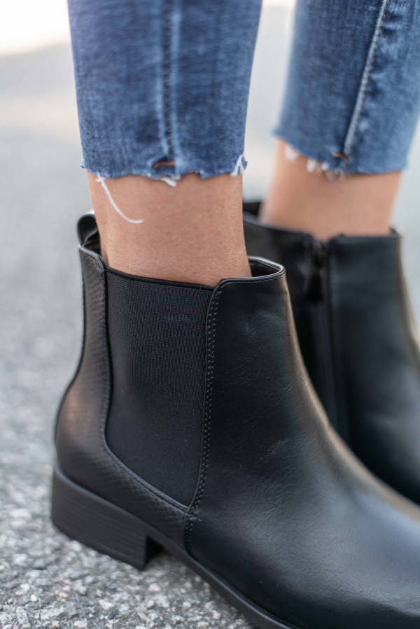 Boots - Stine svart