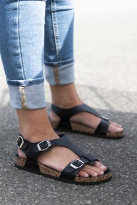 Sandaler - Laila svart