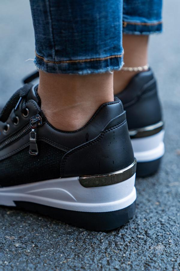 Sneakers - Liva svart