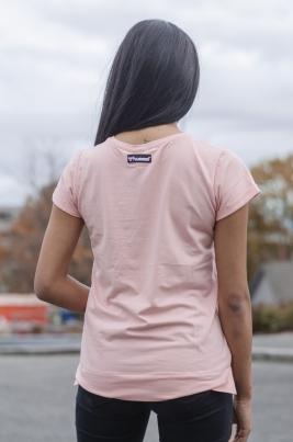 Hummel - Malou tshirt rosa