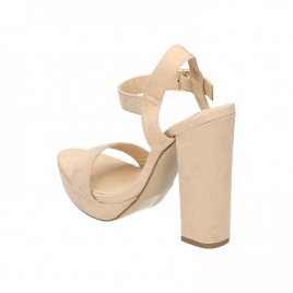 Sandaler - Leonora beige