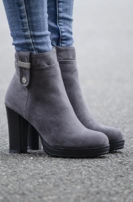 Boots - Annie grå