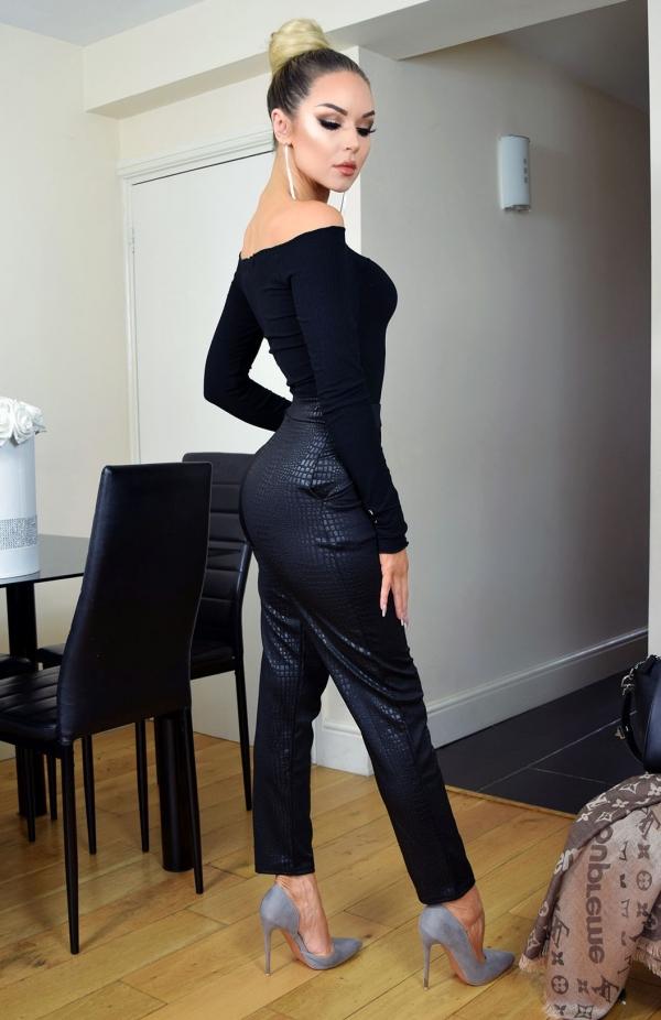 Bukser - Tatiana svart