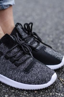Sneakers - Heidi Svart