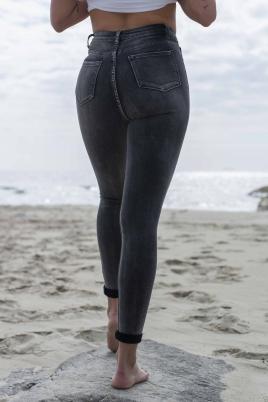 Jeans - Maiken svart