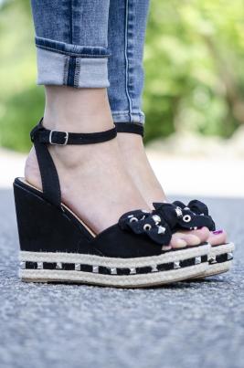 Sandaler - Kleopatra svart