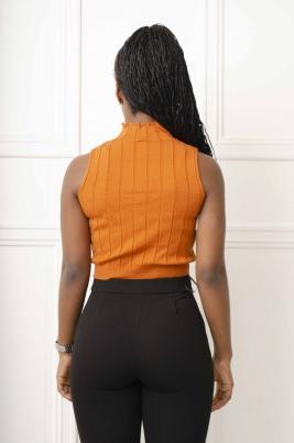 Topp - Angelica oransje