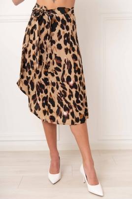 Skjørt - Mille leopard