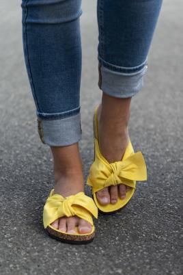 Sandaler - Heidi lemon