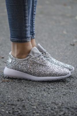 Sneakers - Kady sølv