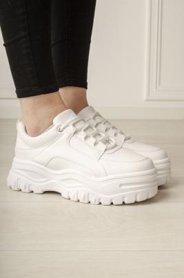 Sneakers - Kylie hvit