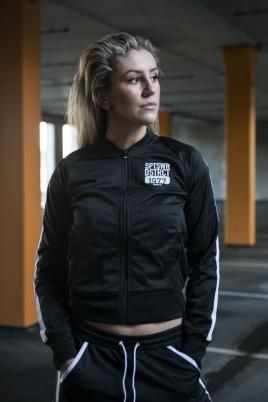 Craft - District (wct) jacket W Svart