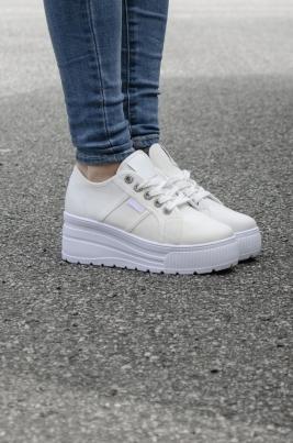 Sneakers -Sina Hvit