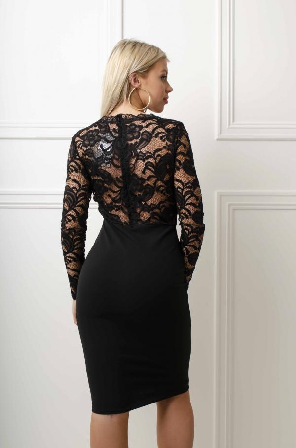 Kjole - Zora svart