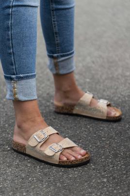 Sandaler - Dora beige