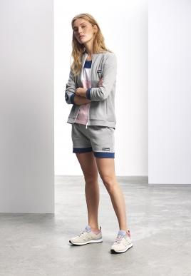 Hummel - HMLKATE shorts grå