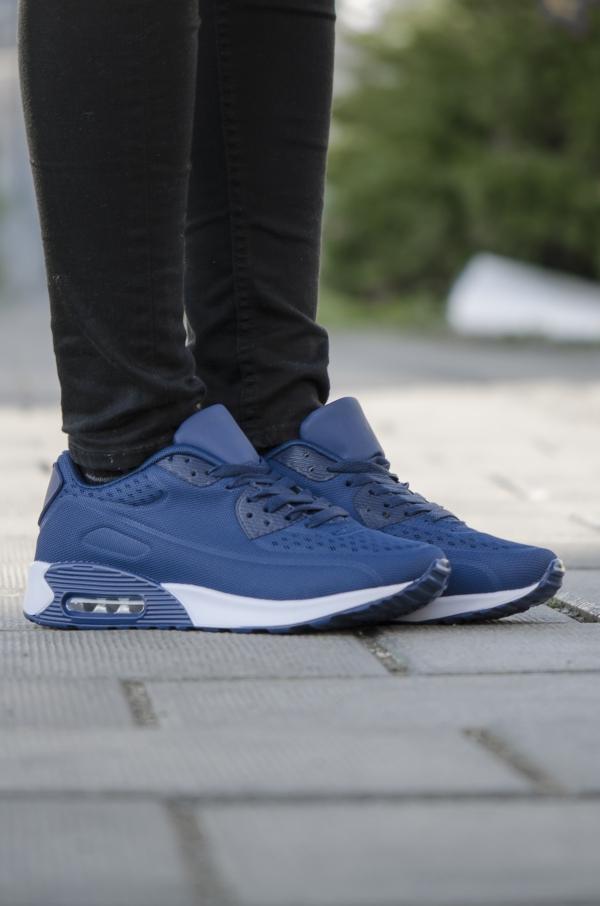 Sneakers - Rachel blå