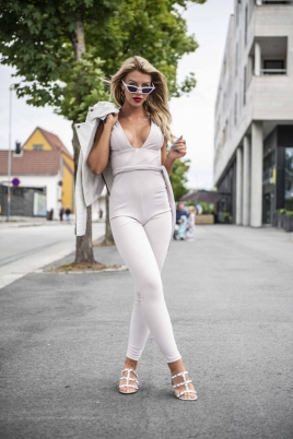 Jumpsuit - North Exclusive Nova Beige