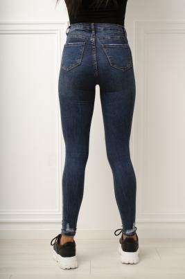 Jeans - Abigail blå