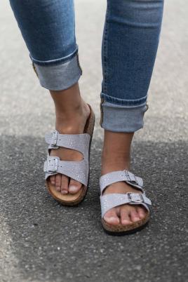 Sandaler - Dora grå