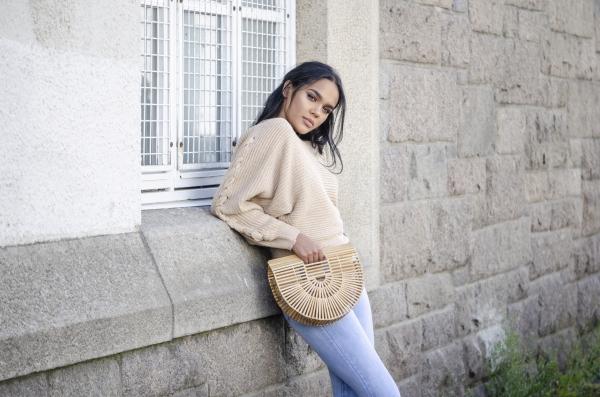 Genser - North Exclusive Jenna beige