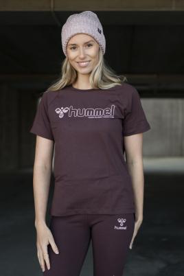 Hummel - Zenia T-shirt lilla