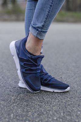 Sneakers - Kine Blå
