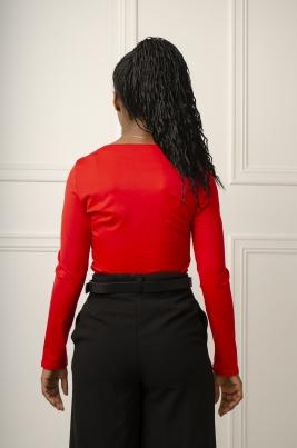 Body - Amanda rød
