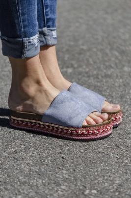 Sandaler - Alexa blå
